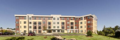 novation senior commons, senior housing madison, madison senior apartments